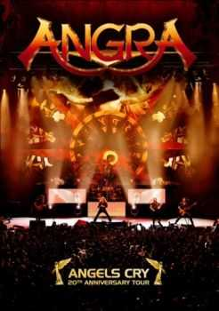 Angra - Angels Cry, 20th Anniversary Tour 2013 (DVD9)