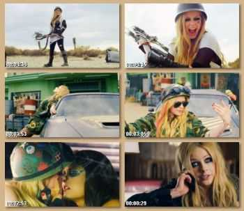 Avril Lavigne - Rock And Roll  (2013)