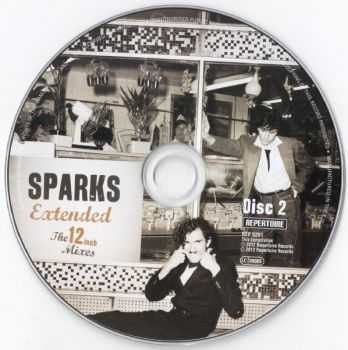 Sparks - Extended/ The 12 Inch Mixes (2CD 2012)
