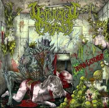 Vomitous Mass - Devour Excrement (Single) (2013)