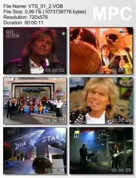Blue System - Live Video �ollection vol.2 (1987-97) (2009) TVRip (DVD5)