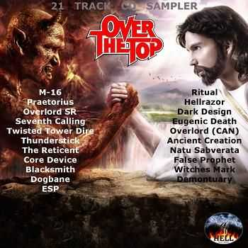 VA - Heaven and Hell Records - Over the Top 21 Song Digital Sampler 2013