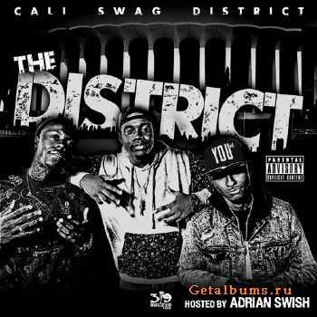 Cali Swag District - The District (2014)