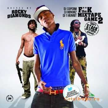 DJ Capcom, DJ Honorz, DJ 1Hunnit - F**k The Mixtape Game 2 (2014)