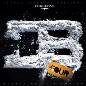 French Montana - Coke Boys 4 (2014)