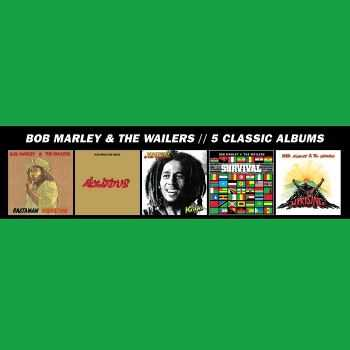 Bob Marley & The Wailers - 5 Classic Albums [ Box Set] (2013)