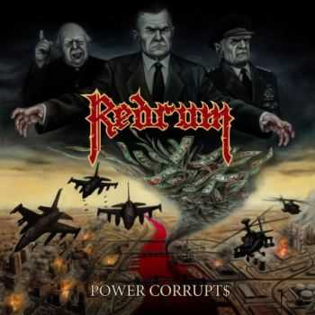 Redrum - Power Corrupts (1989) LOSSLESS+MP3