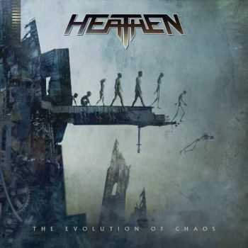 Heathen - The Evolution of Chaos(2009)