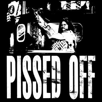 Pissed Off - EP (2013)