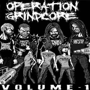 V.A. - Operation Grindcore Vol. 1 (2011)