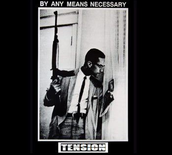 TENSION - BY ANY MEANS NECESSARY EP (2013)