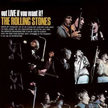 The Rolling Stones - Got Live If You Want It (1966) Mp3 + Lossless