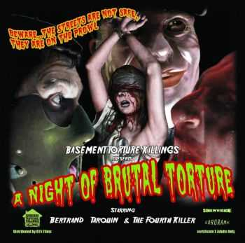 Basement Torture Killings - A Night Of Brutal Torture (2014)