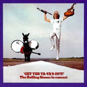 The Rolling Stones - Get Yer Ya Ya S Out (1970) Mp3 + Lossless