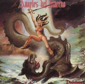 Angeles Del Infierno - Diabolicca (1985) [2002 Reissue] [LOSSLESS]