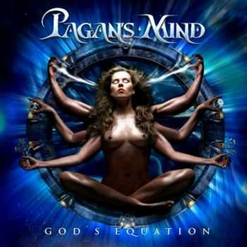 Pagan's Mind - God's Equation (2007) Mp3+Lossless