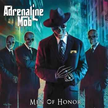 Adrenaline Mob - Men Of Honor (Limited Edition 2CD MediaBook) (2014)