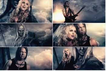 Týr - The Lay of Our Love (feat. Liv Kristine) (VIDEO) (2014)