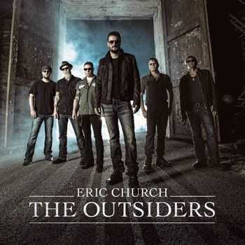 Eric Church - The Outsiders 2014