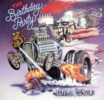 The Birthday Party - Junkyard (1982)