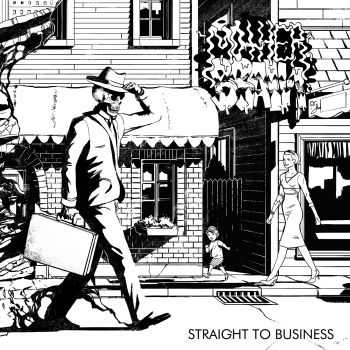 Mother Brain - Straight To Business (2012)