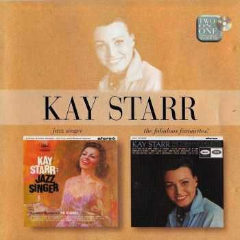 Kay Starr - Jazz Singer / The Fabulous Favourites! (2002) HQ