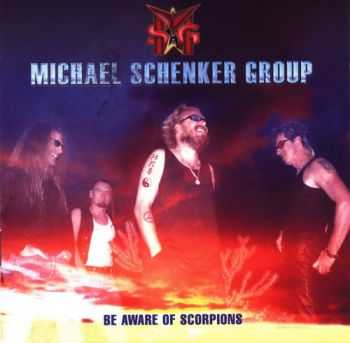 Michael Schenker Group - Be Aware Of Scorpions (2002) Mp3 + Lossless