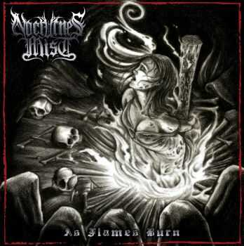 Nocturnes Mist - As Flames Burn (Compilation) (2013)