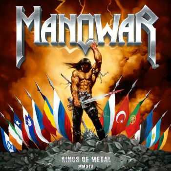 Manowar - Kings of Metal MMXIV [Silver Edition] (2014)