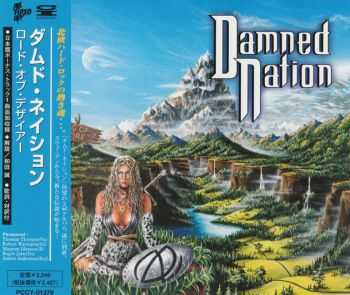 Damned Nation - Road Of Desire [Japanese Edition] (1999) FLAC