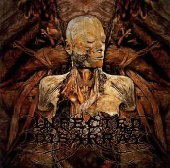 Infected Disarray - Disseminating Obscenity (2009)