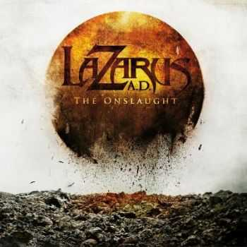 Lazarus A.D - The Onslaught (2009)
