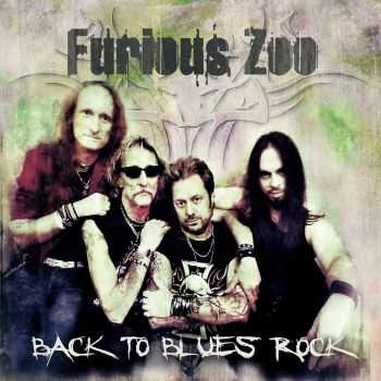 Furious Zoo - Back To Blues Rock (2014)