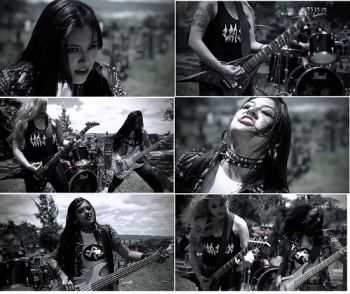 Nervosa - Death (VIDEO) (2014)