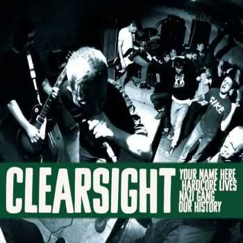 Clearsight - Four Songs EP (2014)