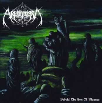 Akrotheism - Behold The Son Of Plagues (2014)