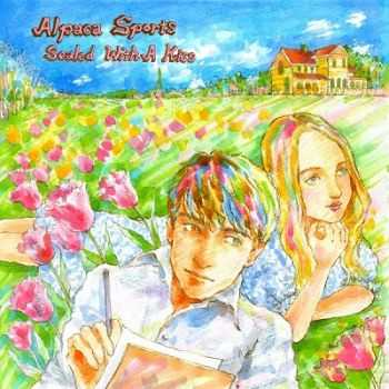 Alpaca Sports – Sealed With A Kiss [Delexe Edition](2014)