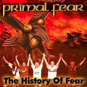 Primal Fear - The History Of Fear (2003) Mp3 + Lossless