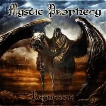 Mystic Prophecy - Regressus (2003) (Nuclear Blast, NB 1119-2, Germany) Mp3 + Lossless