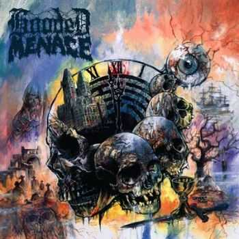 Hooded Menace - Labyrinth Of Carrion Breeze (EP) (2014)