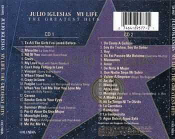 Julio Iglesias - My Life: The Greatest Hits (2 CD 1998)