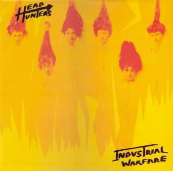 Headhunters - Industrial Warfare (1983)
