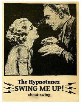 The Hypnotunez – Swing Me Up! (2014)