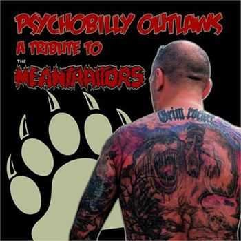 VA - Psychobilly Outlaws (A Tribute To The Meantraitors) (2014)