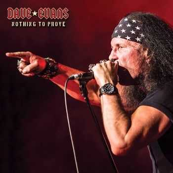 Dave Evans - Nothing To Prove (EP) 2014