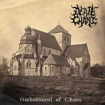 Death Chant - Embodiment Of Chaos (2014)
