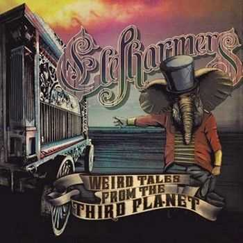 Elepharmers - Weird Tales From The Third Planet 2014