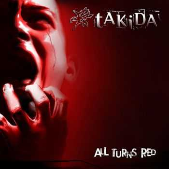 tAKiDA - All Turns Red (2014)