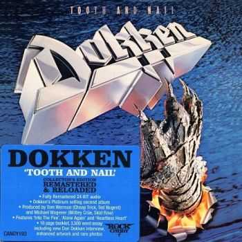 Dokken  - Tooth And Nail (Collector's Edition)  (1984-2014)