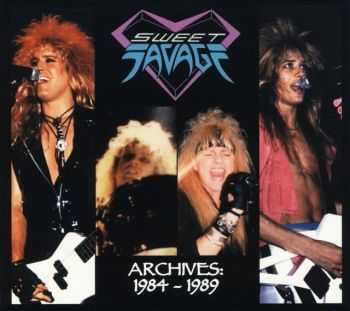 Sweet Savage - Archives: 1984-1989 (2003)
